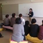 2月18日 若石足もみ健康講座を開催しました。